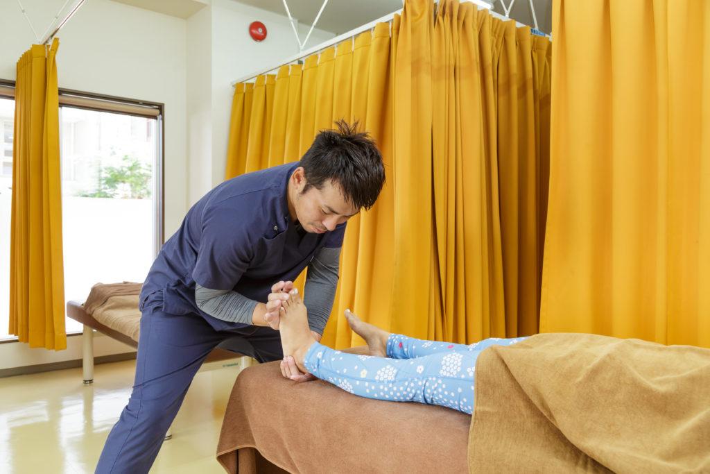 膝・足(足首)の痛み